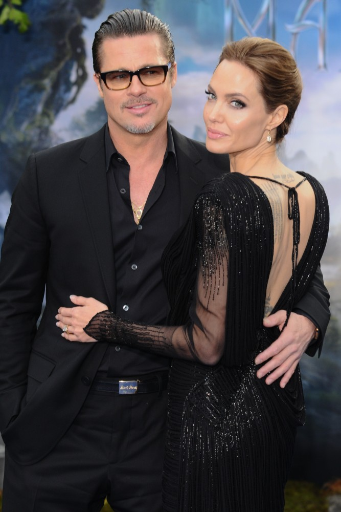 Brad Pitt, Angelina Jolie, ESL, English as a Second Language