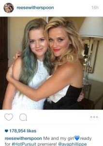 Reese Witherspoon, ESL, English as a second language
